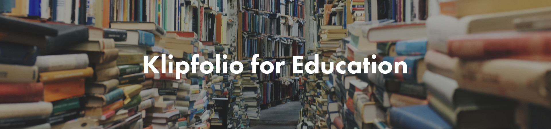 klipfolio - education program