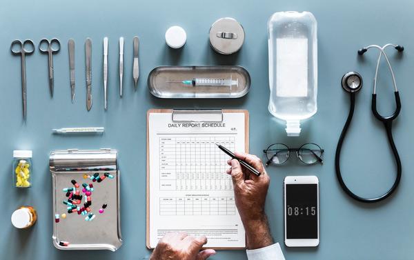 Klipfolio for Healthcare