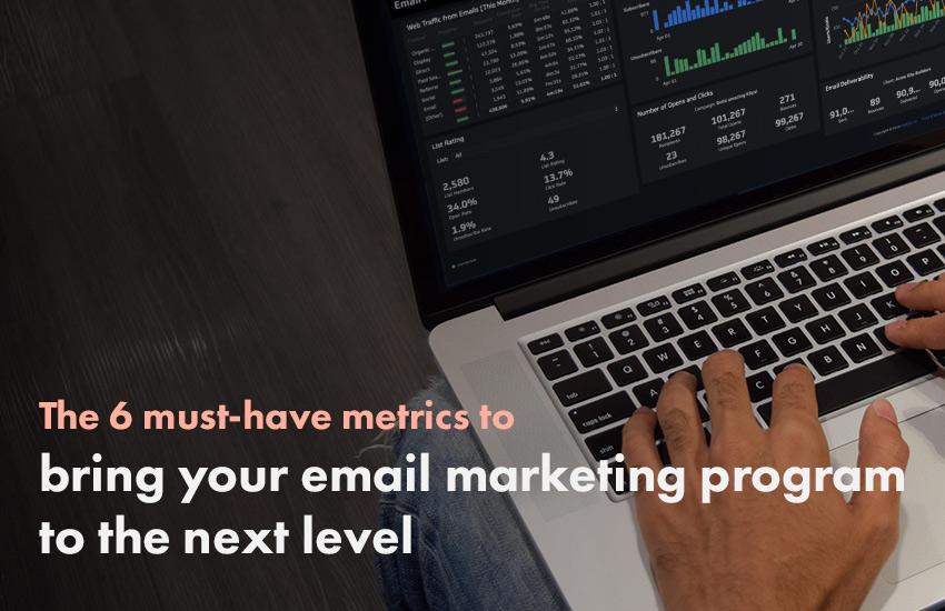Klipfolio Blog | 6 must-have email marketing metrics
