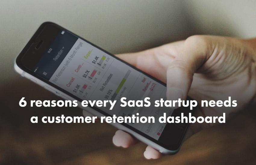 Klipfolio Blog | Why every SaaS startup needs a Customer Retention Dashboard