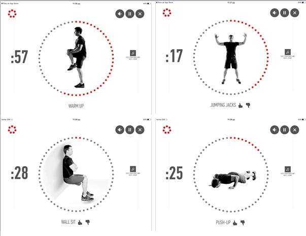 kpi 7 minute workout