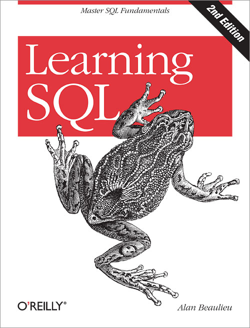 Book Cover: Learning SQL