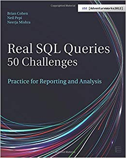 Book Cover: Real SQL Queries