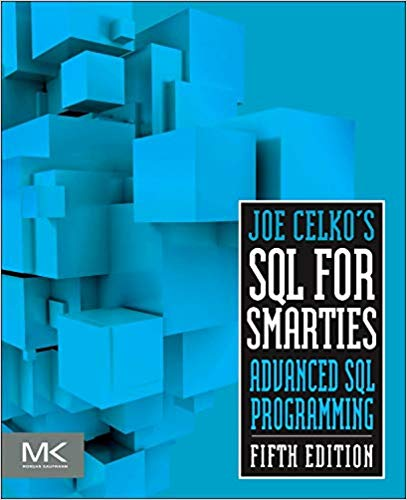 Book Cover: SQL for Smarties