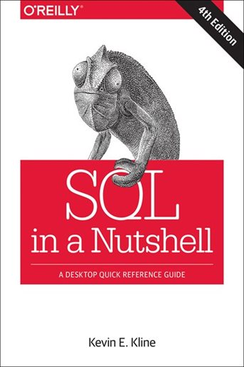 Book Cover: SQL in a Nutshell