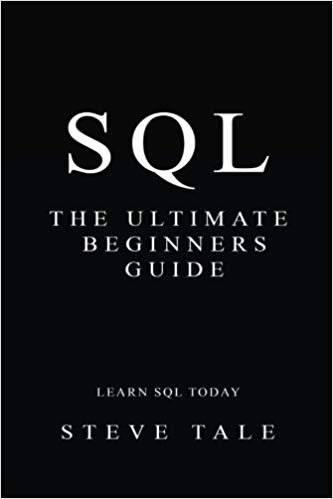 Book Cover: SQL Beginners Guide