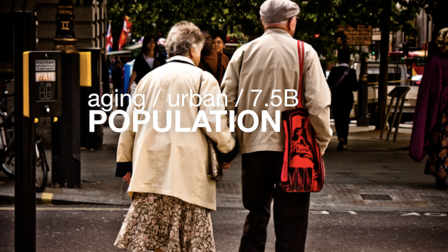 Megatrend: Aging and Urban Population