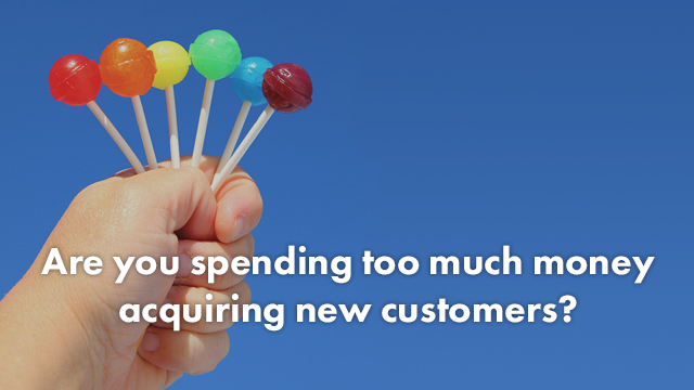 Startup Founder Blog | Are you spending too much money acquiring new customers?