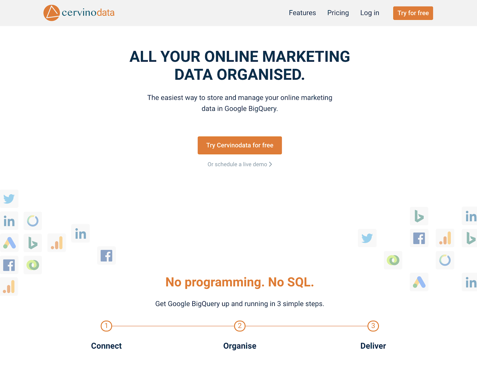 cervinodata website