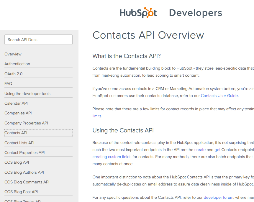 Custom HubSpot Reports working with HubSpots APIs