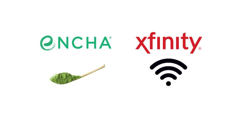 2 examples of world-class customer service: Encha and XFINITY