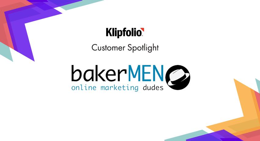 Customer Spotlight | bakerMEN