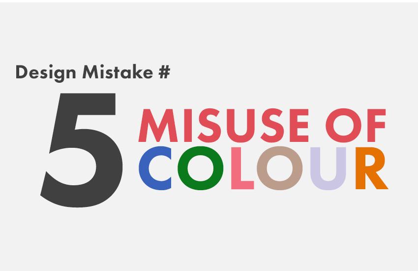 klipfolio - design tip 5 misuse of colour