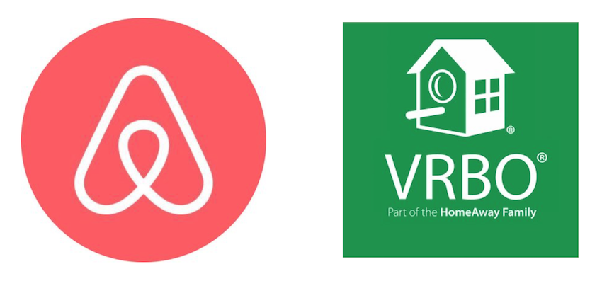 digital nomad airbnb and VRBO