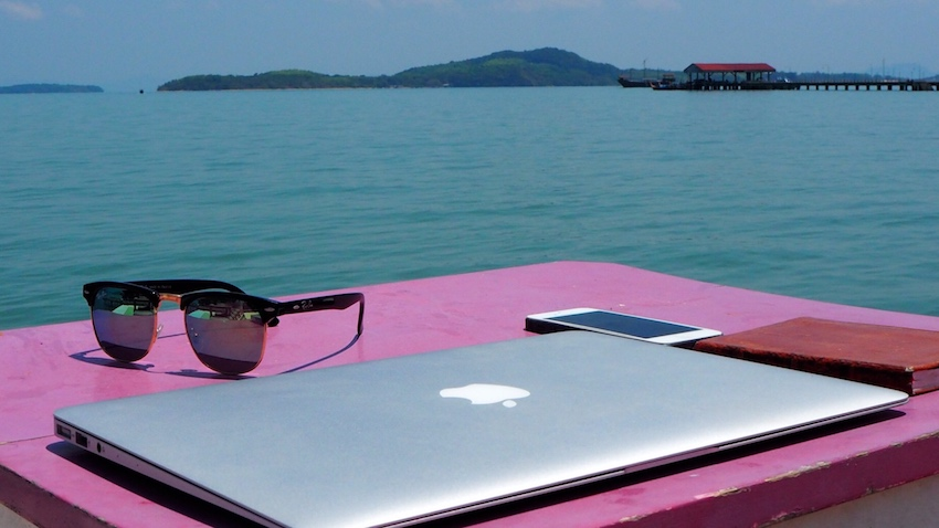 Digital nomad success, part 1: Travel & accommodation