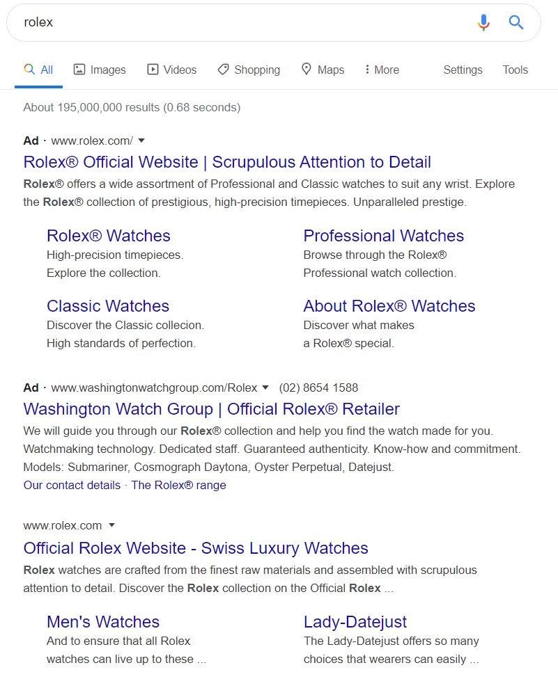 fixing google ads
