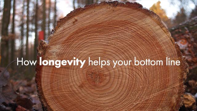 Startup Founder Blog | How longevity helps your bottom line