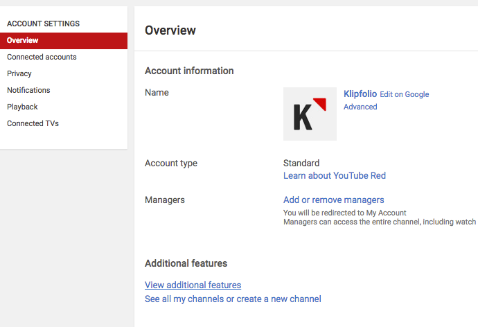 how to connect youtube account to google analytics youtube additional features
