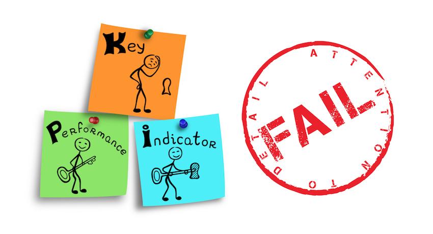 Why KPIs fail