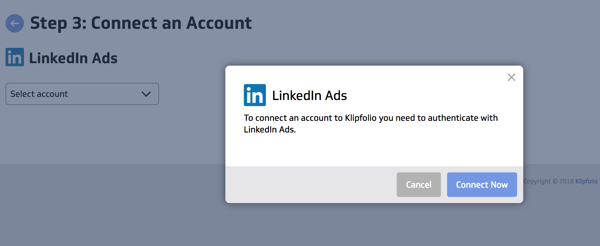 LinkedIn Ads - Connect