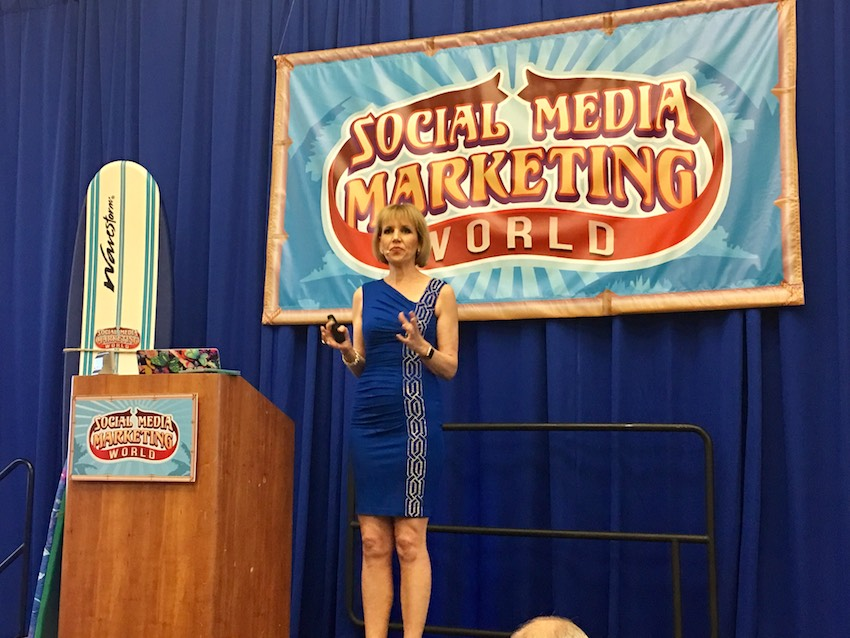 Mari Smith at SMMW17