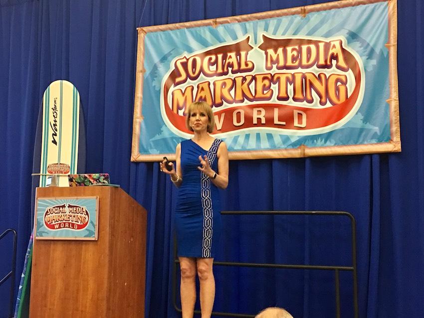 Mari Smith at SMMW17