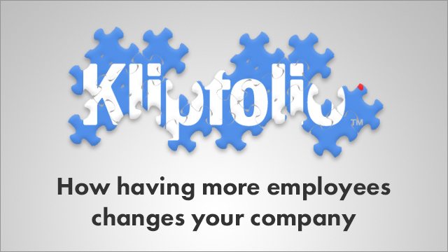 Startup Founder Blog | How having more employees changes your company