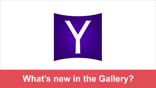 New in the Gallery - Yahoo Finance