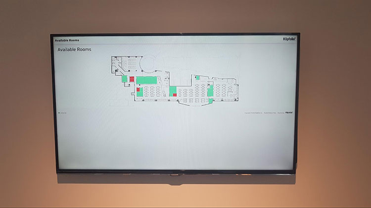 New Office, new interactive floor plan in our dashboard | floor plan dashboard