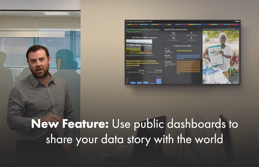 New Feature: Use public dashboards to share your data story with the world