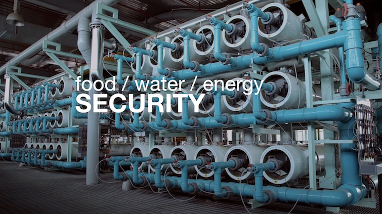 Megatrend: Food, Water, Energy Security