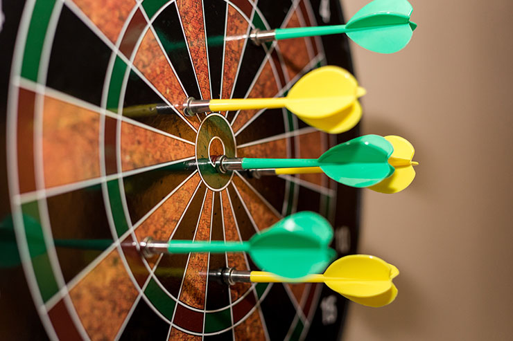 How to set actionable KPI targets blog | Set short and long term targets