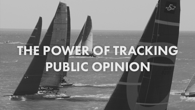 Startup Founder Blog | The Power of Tracking Public Opinion