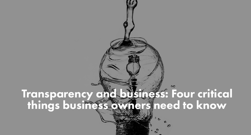 transparency-business