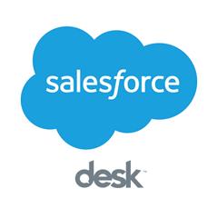 Desk.com Dashboard | Desk.com logo