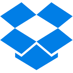 Dropbox Dashboard | Dropbox logo