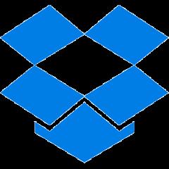 Dropbox Dashboard | Dropbox logo