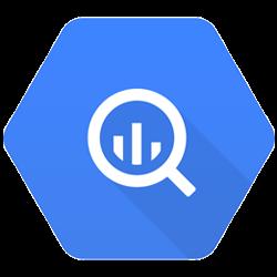 Google BigQuery Dashboard | BigQuery logo