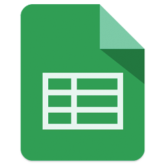 Google Sheets Dashboard | Google Sheets logo