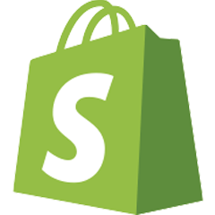 Shopify Dashboard | Shopify logo