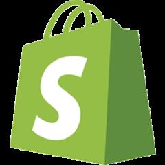 Shopify Dashboard | Shopify logo