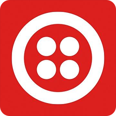 Twilio Dashboard | Twilio Logo