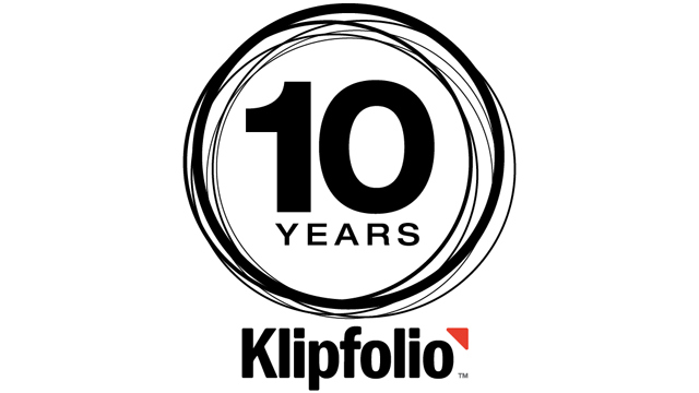 The Visual History of Klipfolio is live!