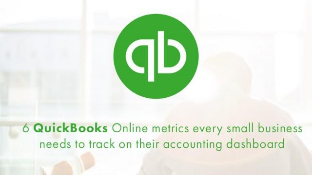 QuickBooks Metrics for Small Business