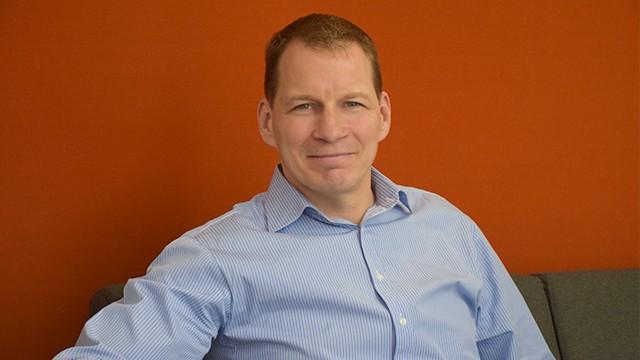 Klipfolio VP Customer Success Rupert Bonham-Carter