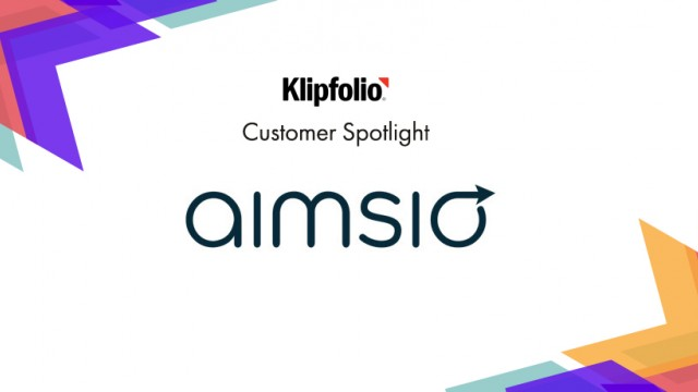Customer Spotlight | Aimsio