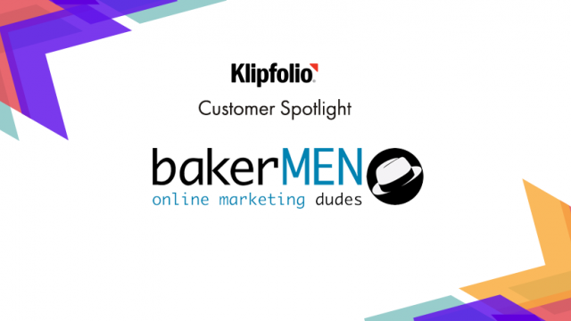Customer Spotlight | bakerMEN