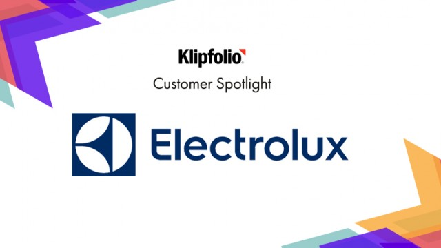 Customer Spotlight | Electrolux