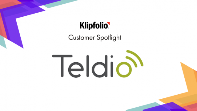 Customer Spotlight | Teldio