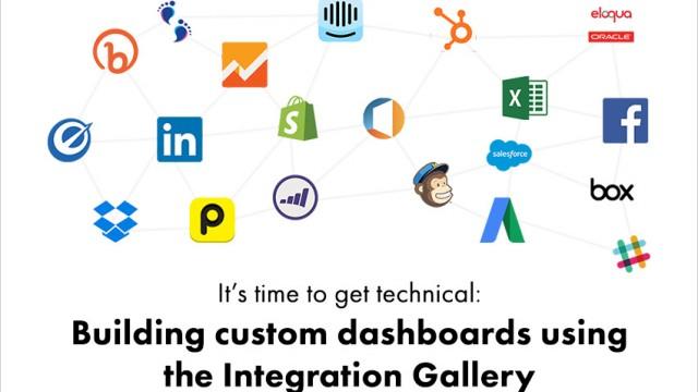 klipfolio - integration gallery